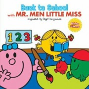 Back to School with Mr. Men Little Miss, Paperback/Adam Hargreaves