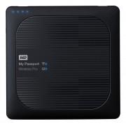 HDD extern WD My Passport Wireless Pro 3TB USB 3.0 Black
