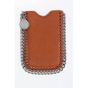 Stella McCartney Cover Smartphone FALABELLA SHAGGY DEER in Ecopelle taglia Unica