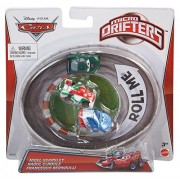 Disney Cars Micro Drifters Nigel Gearsley, Raoul Caroule And Francesco Vehicle