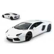 Rastar RC Remote Control Radio Control Car Model for Lamborghini Aventador LP700 White makes it an Excellent gift for children's holiday and birthday