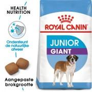 Royal Canin Giant Junior Hondenvoer - Dubbelpak 2 x 15 kg