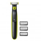 Aparat hibrid de barbierit si tuns barba Philips QP2520/20 Oneblade