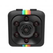 tiendatec MICROCAMARA DEPORTIVA SQ11 MINIDV 12MPX FULL HD 1080P VISION NOCTURNA