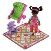 Fisher Price Loving Family Toddler - African American