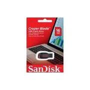 Pen Drive Sandisk Cruzer Blade Sdcz50 16gb