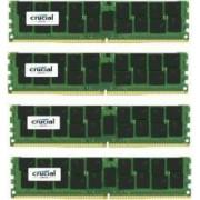 Kit Memorie Server Crucial ECC RDIMM 4x32GB DDR4 2400MHz CL17 Dual Rank x4