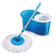 Oanik Spin Mop With Bucket For Magic 360 Degree Cleaning With 2 Refill