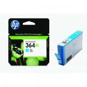HP Originale PhotoSmart C 5390 Cartuccia stampante (364XL / CB 323 EE#301) ciano, 750 pagine, 3.17 cent per pagina, Contenuto: 6 ml