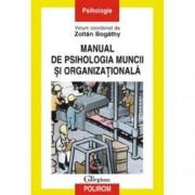 Manual de psihologia muncii si organizationala