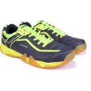 Provogue VICTOR Badminton Shoes For Men(Grey)