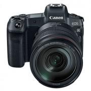 Canon EOS R kamerahus + RF 24-105/4 L IS USM + EF till EOS R-adapter