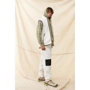 Champion - Pantalon blanc en molleton polaire- taille: L