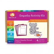 Empathy Activity Kit Includes Social Skill Games, Educational, Cognitive & Development Activities for Language Learning