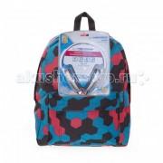 3D Bags Рюкзак Мозаика с наушниками