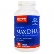 Jarrow Formulas Max DHA (180 Softgels) - Jarrow Formulas