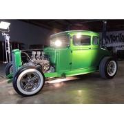 1932 Ford Custom Hot Rod, Gas Monkey Garage - Greenlight 12974 - 1/18 Scale Diecast Model Toy Car