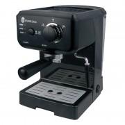 Espressor cu pompa Studio Casa Caffe Crema SC1901, 1140 W, 15 bar, 1.25 l, boiler din aliaj de aluminiu, Negru