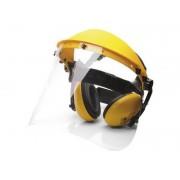 PW90 - Arc és hallásvédő szett - sárga RAKTÁRRÓL