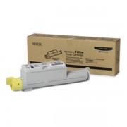 Xerox Originale Phaser 6360 Toner (106 R 01220) giallo, 12,000 pagine, 1.34 cent per pagina - sostituito Toner 106R01220 per Phaser6360