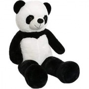 Priya Toys Wht/Blk 4 Feet Imported Panda Teddy High Quality Huggable Birthday Gifts/Special Big very soft and sweet Gift hug able teddy bear