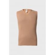 Testszínű férfi alsó trikó, ing alá alkalmas viselet testszín XS