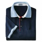 Goosey's Polo Shirt, 40 - Navy