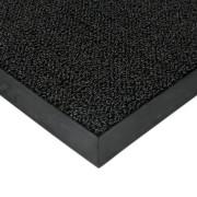 Černá plastová zátěžová vstupní čistící rohož Rita - 200 x 150 x 1 cm (77226115) FLOMAT