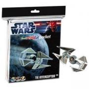 Комплект за сглобяване - Интерсептор TIE Star Wars Revell, 06725