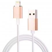 Louiwill Adaptador Magnético Fuerte Lightning 3,3 M Cable De Sincronización De Cable De Carga Y Datos Con Indicador LED Para Dispositivos Apple