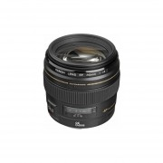 Lente Canon EF 85mm f/1.8 USM-Negro