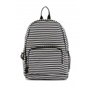 Madden Girl Great Backpack BLK-STRIPE