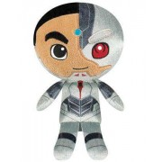 Funko Hero Plush: DC - Justice League - Cyborg