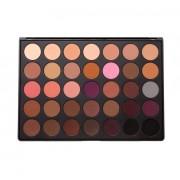 Trusa Profesionala de Farduri cu 35 Nuante Pigmentante culori preponderent mate Autumn Colors P35 2 3
