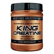 King Creatine (120 caps.)
