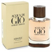 Acqua Di Gio Absolu by Giorgio Armani Eau De Parfum Spray 1.35 oz