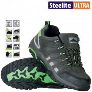 Pantofi de protectie cu bombeu metalic PORTWEST Loire S1P HRO FW36
