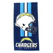 NFL Toalla NFL Los Angeles Chargers - Masculino - Multicolor