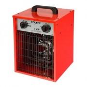 RPL 3 FT Calore Aeroterma electrica 3 kW , debit aer 400 mc/h,putere calorica 1.420/2.840 ( kcal/h)
