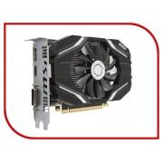 Видеокарта MSI GeForce GTX 1050 1404Mhz PCI-E 3.0 2048Mb 7008Mhz 128 bit DVI DP HDMI HDCP GTX 1050 2G OC