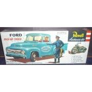#1430 Revell Ford Pick-Up Truck 1/48 Scale Plastic Model Kit
