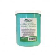 Mollis masszírozó krém illat-, parabén és paraffin mentes 1000 ml