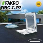 Ferestra acces acoperis Fakro DRC-C P2