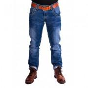 Cars Jeans Crown Denim Stonewashed Used (506) - Blauw - Size: 34/36