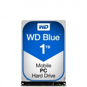 Western Digital Blue PC Mobile 1000GB Serial ATA III internal hard drive