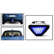 Takecare Led Brake Light-Blue For Mahindra Quanto