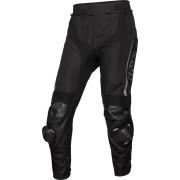 IXS Sport LT RS-1000 Motorcycle Leather/Textile Pants Black Grey 52