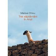 Trei saptamani in Anzi/Marius Chivu