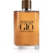 Armani Acqua di Giò Absolu eau de parfum para homens 200 ml
