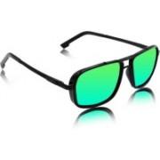 Vezel World Wayfarer Sunglasses(Green)